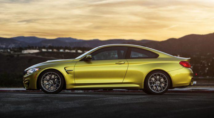 Stunning Austin Yellow BMW M4 by EAS