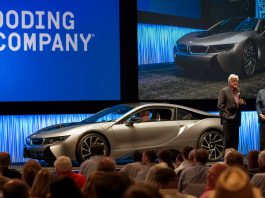BMW i8 Concours d'Elegance Edition Sells For $825k!