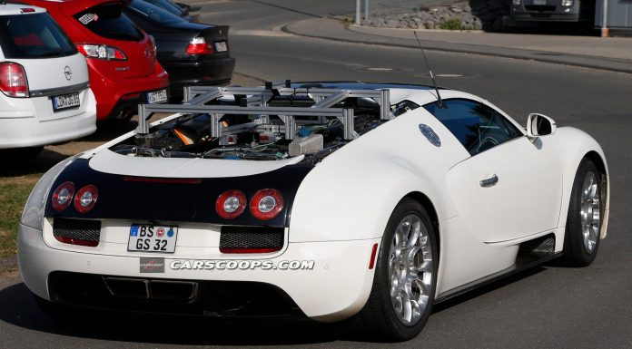 1500hp Bugatti Veyron Successor To Be Hybrid, Electric Turbos and Reach 286mph!