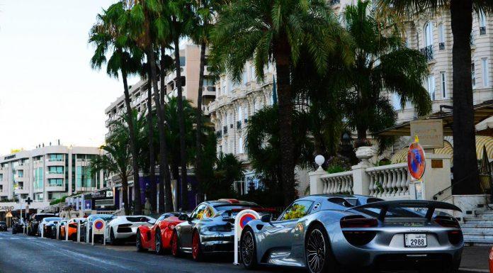 Supercar Showdown in Cannes!