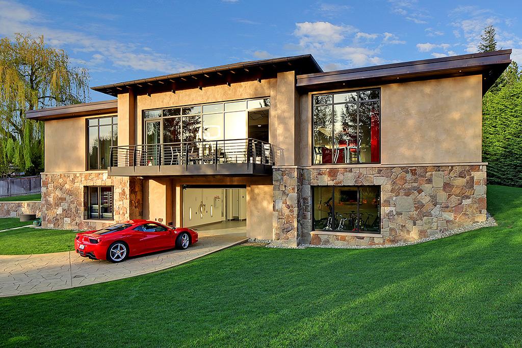 Wondrous $4 Million Car Collector Themed House in Washington!