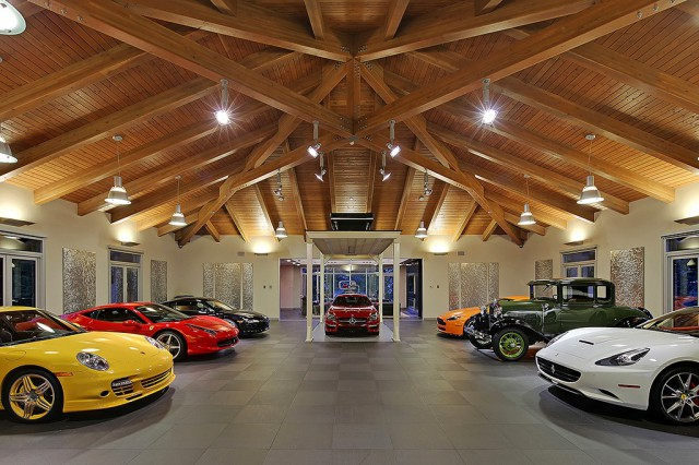 Wondrous $4 Million Car Collector Themed House in Washington!
