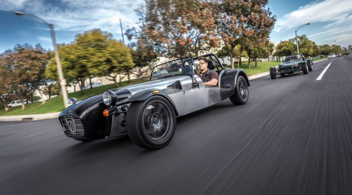 Caterham Introduces Seven 480 and 360 for the US Market