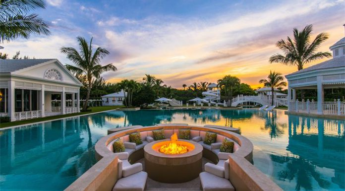 Celine Dion's Florida Beach House up for Sale at $62,500,000