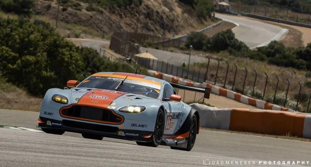 Gulf Racing Aston Martin