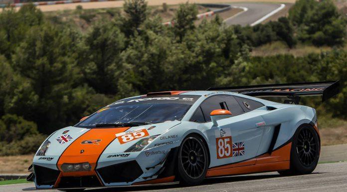 Gulf Racing Gallardo GT3