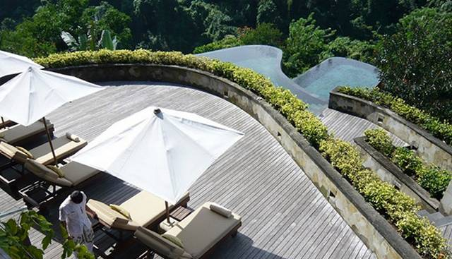 The Hanging Gardens Ubud Luxury Resort