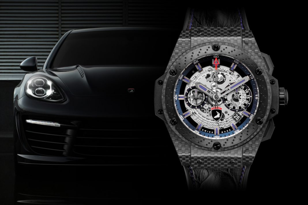 Official: TopCar King Power Limited Edition Watches by Hublot