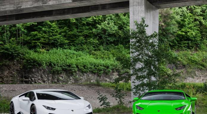 gallery Lamborghini Huracans and Aventadors I