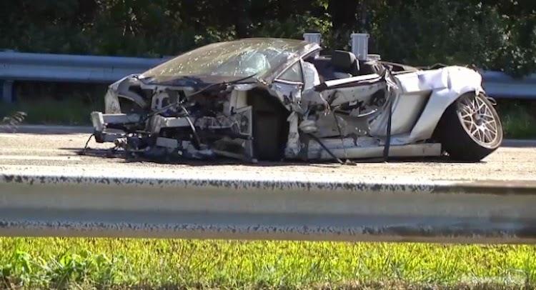 18 Year Old Dies During Tragic Lamborghini Gallardo Test Drive