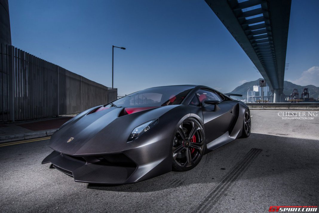 for sale lamborghini sesto elemento 1 of 5 gtspirit. Black Bedroom Furniture Sets. Home Design Ideas