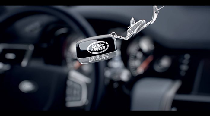 Video: 2015 Land Rover Discovery Sport Interior
