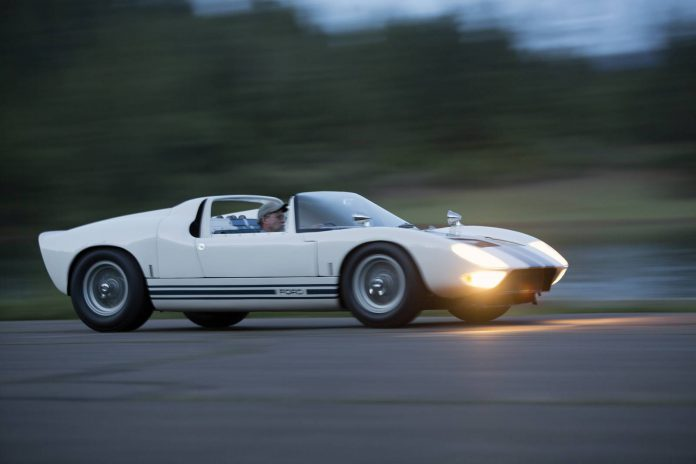 Video: Ford GT40 Roadster Prototype Heading to Auction Highlighted