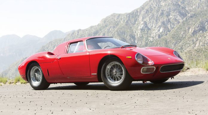 1964 Ferrari 250 LM by Scaglietti Heading to Auction
