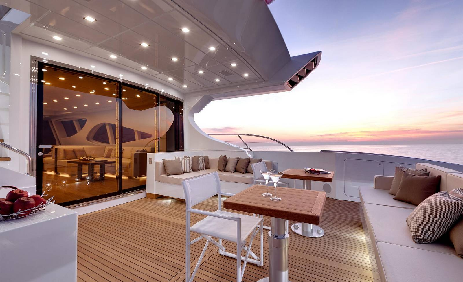 Meet The Mangusta 110 Superyacht By Overmarine Group