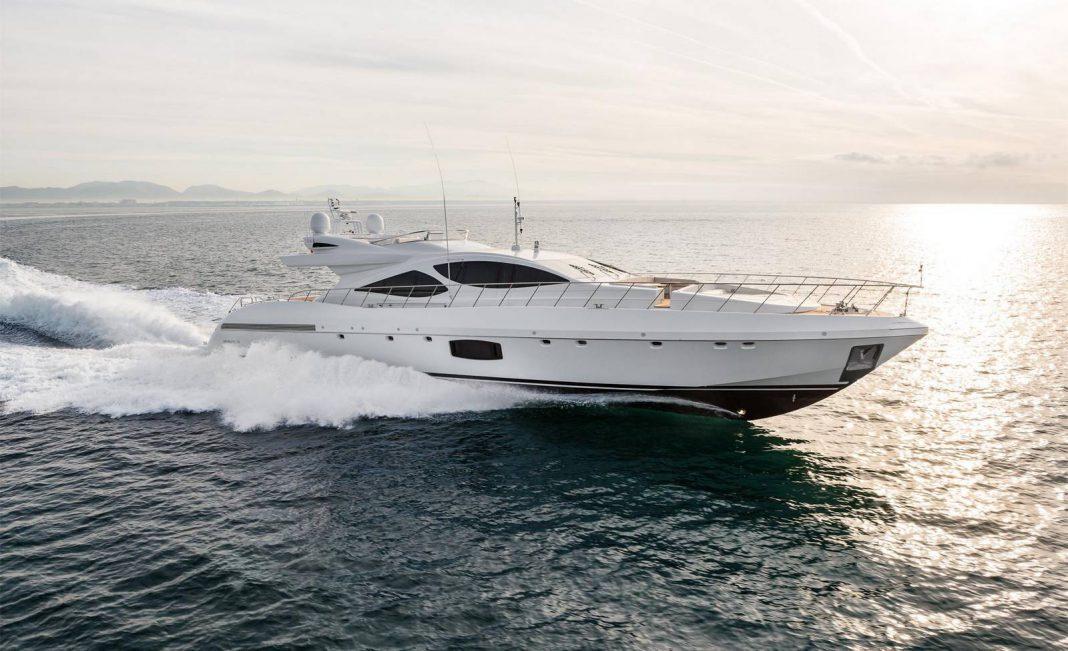 Mangusta 110 Superyacht