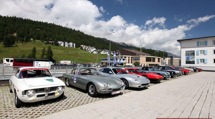 Passione Engadina 2014: Maserati 100th Anniversary Special