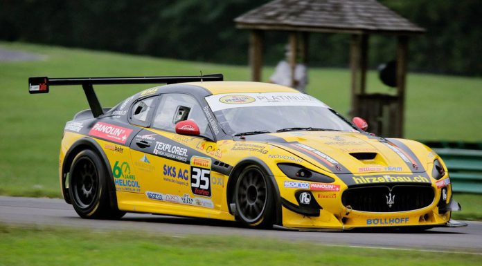 Maserati Trofeo: Round 4 Recap at Virginia International Raceway