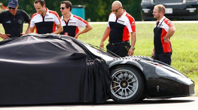 Maserati MC12 GT1