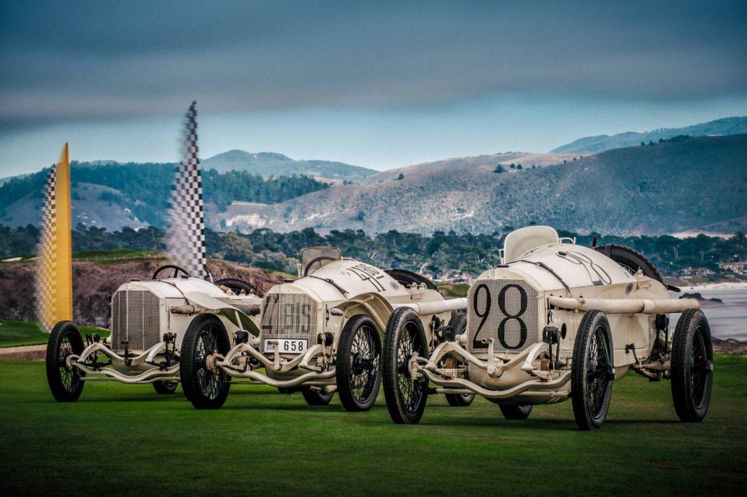 Pebble Beach 2014: Best of Mercedes-Benz Classic