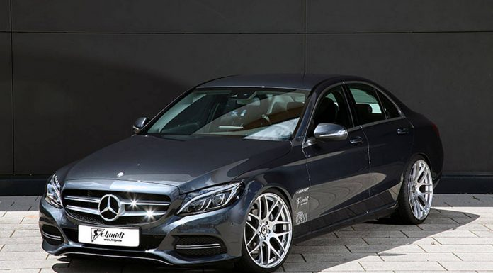 Official: Mercedes-Benz C-Class by Schmidt Revolution