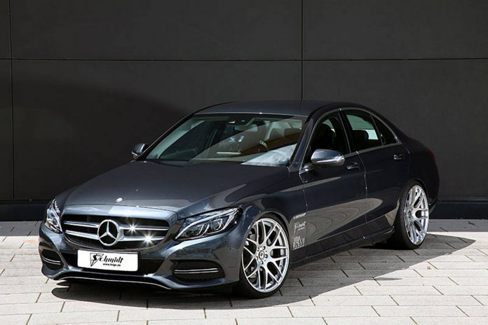 Official: Mercedes-Benz C-Class by Schmidt Revolution