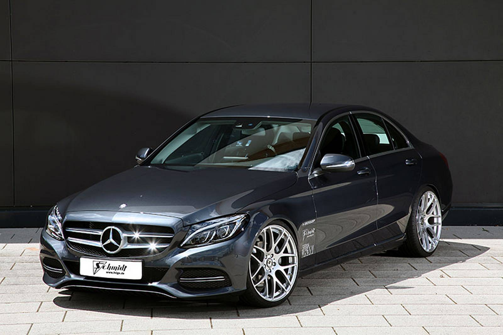 Official 2015 mercedes benz c class by schmidt revolution for Benz mercedes c class