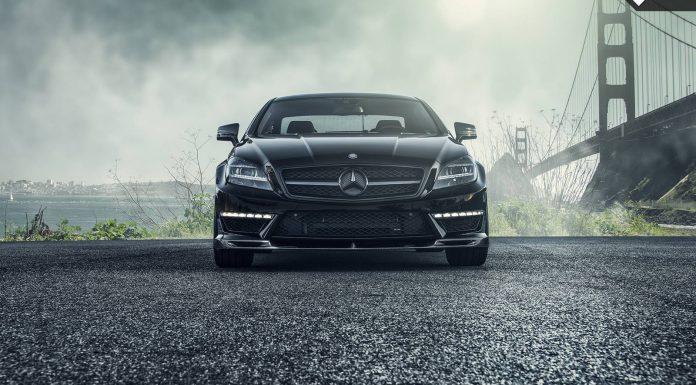 Another Look at Vorsteiner's Impressive Mercedes-Benz CLS63 AMG