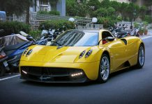16-Year Old Acquires New Pagani Huayra in Taiwan