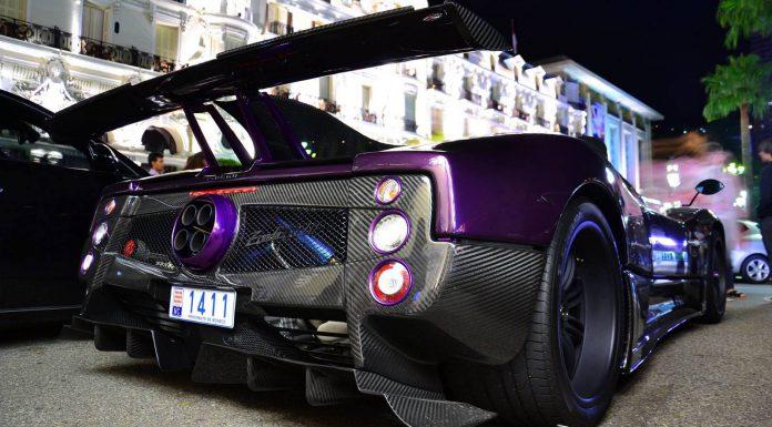 Gallery: Pagani Zonda 760 LH by Night in Monaco!