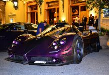Gallery: Pagani Zonda 760 LH by Night in Monaco!