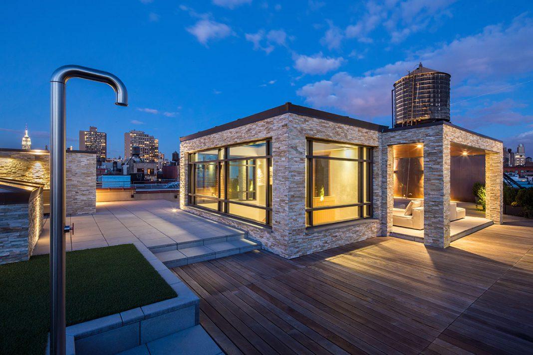 $32 Million Luxury Penthouse in New York