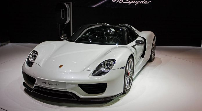 Porsche at the Moscow International Auto Show
