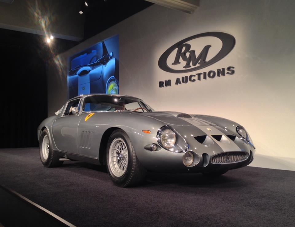 Monterey RM Auctions