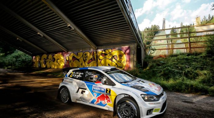 WRC: Latvala Clinches First Home Victory at Rally Finland