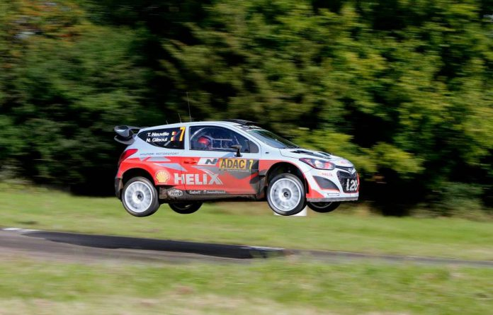 WRC: Hyundai Scores Maiden WRC Victory in Rally Germany!