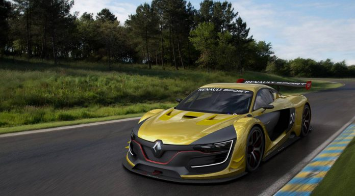Official: 2015 Renault Sport R.S. 01