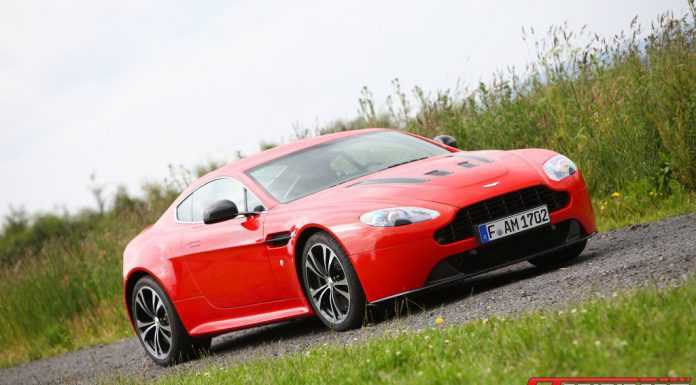 Aston Martin May Have to Drop DB9 and Vantage in the U.S.