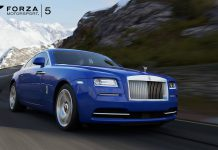 Rolls-Royce Wraith Debuts in Forza 5