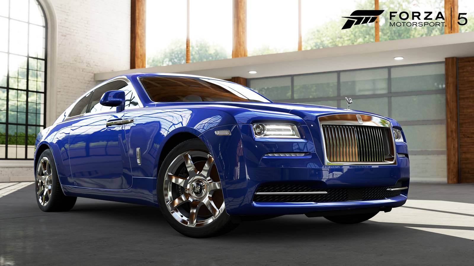 rolls royce wraith debuts in forza 5 gtspirit. Black Bedroom Furniture Sets. Home Design Ideas