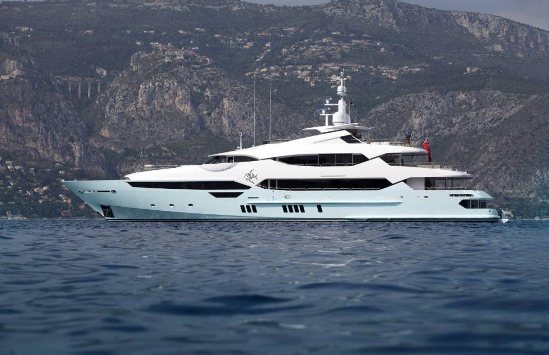 Sunseeker's New 155 Superyacht