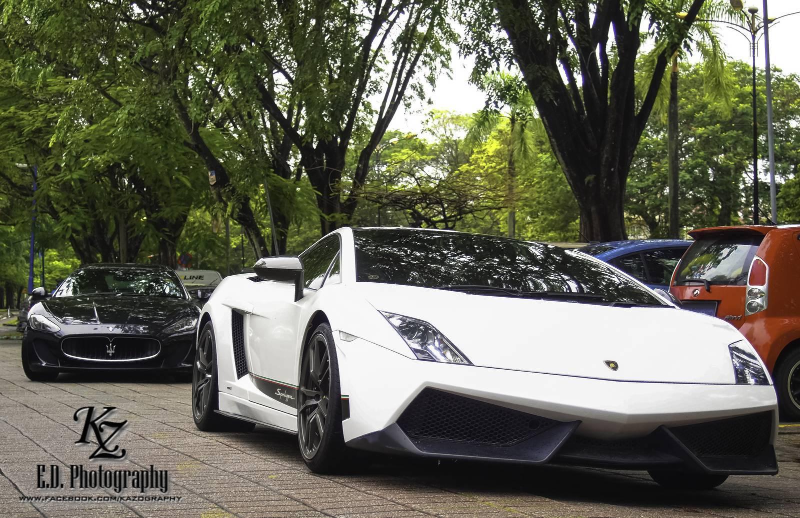 Gallery: Blue Jackets Society Supercar Charity Drive Malaysia ...