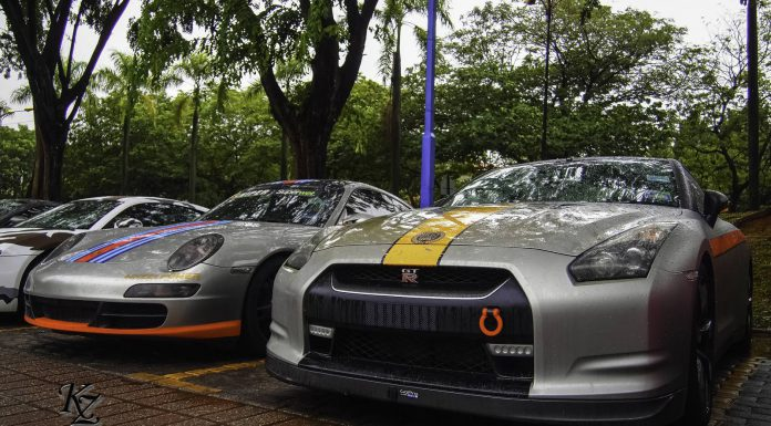 Gallery: Blue Jackets Society Supercar Charity Drive Malaysia