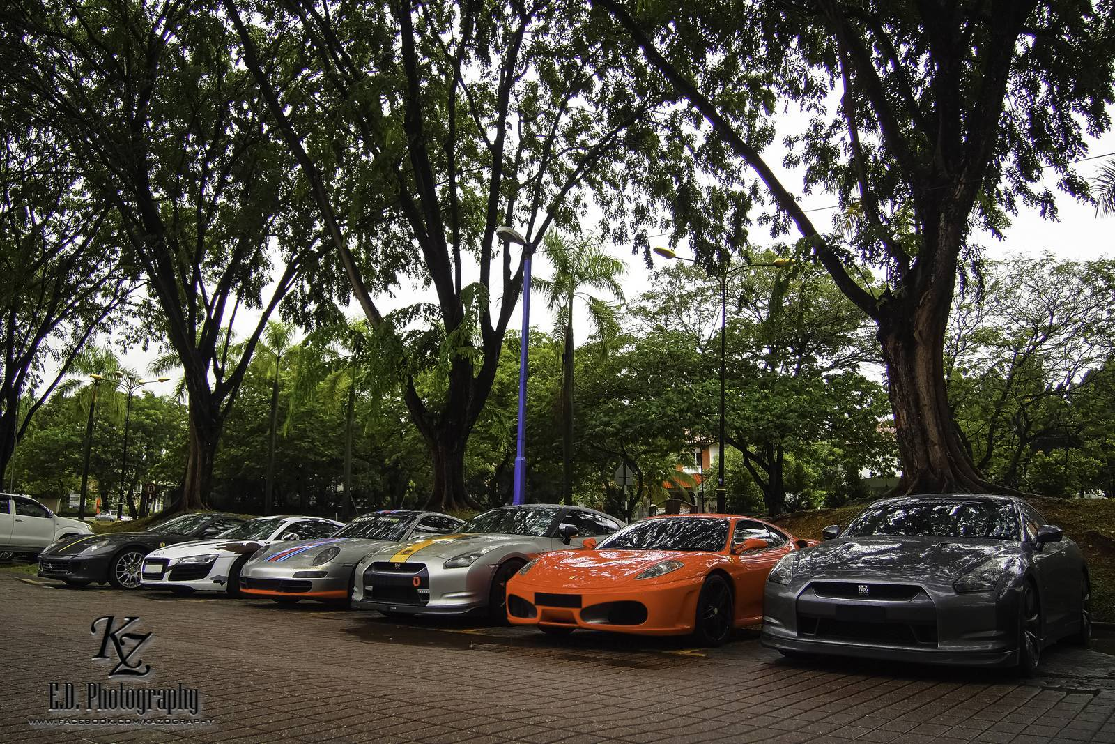 Gallery: Blue Jackets Society Supercar Charity Drive Malaysia ...