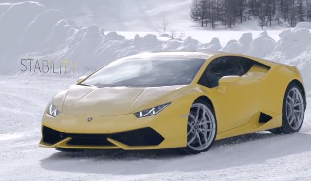 Video: Lamborghini Test Driver Giorgia Sanna Talks About the Huracan