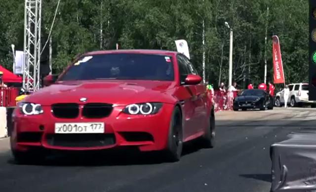 Video: Awesome 820hp BMW M3 Sedan