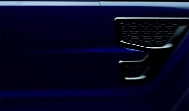 2015 Range Rover Sport SVR Debuting at Pebble Beach