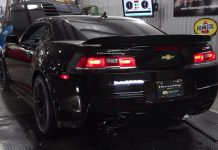 Video: Hennessey Chevrolet Camaro Z/28 Hits the Dyno!