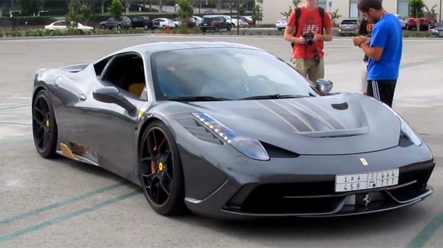 Video: Novitec Rosso Ferrari 458 Speciale Revving in the US!