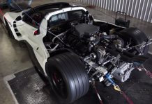 Video: Insane White Hennessey Venom GT on a Dyno!